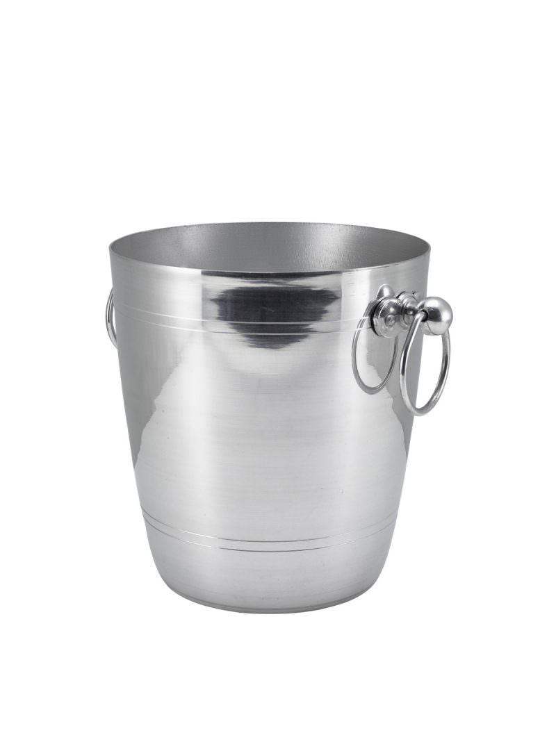 "Aluminium Wine Bucket 7.1/2"" Dia X 8.1/2"""