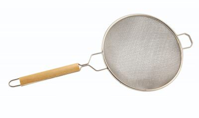 "10"" Bowl Double Mesh Strainer"