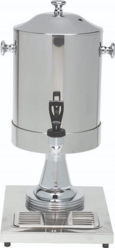 Genware Milk Dispenser With Ice Chamber