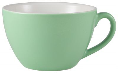 Royal Genware Bowl Shaped Cup 34cl Green