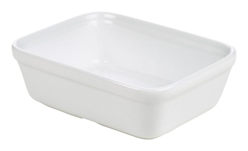 Royal Genware Rectangular Pie Dish 15.5x11.5cm