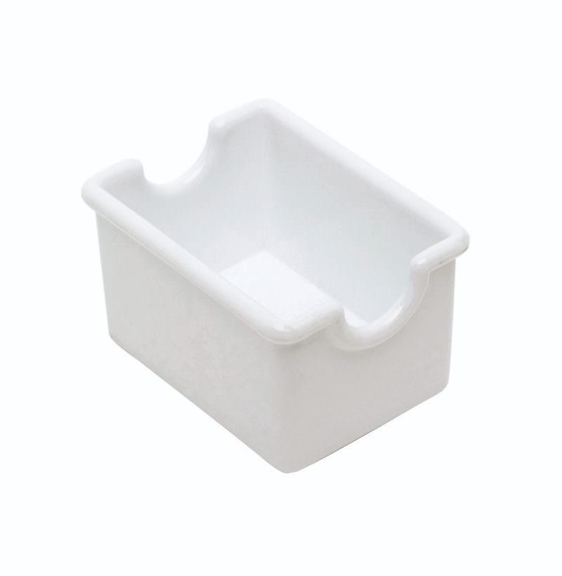 Packet Holder White SAN