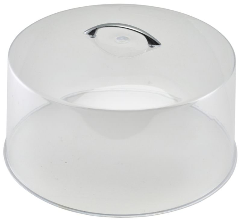 Clear Polystyrene Cake Cover 30.5cm (Dia)