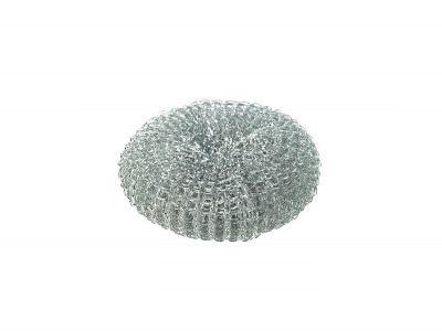 Galvanised Steel Sponge Scourers (10Pcs)