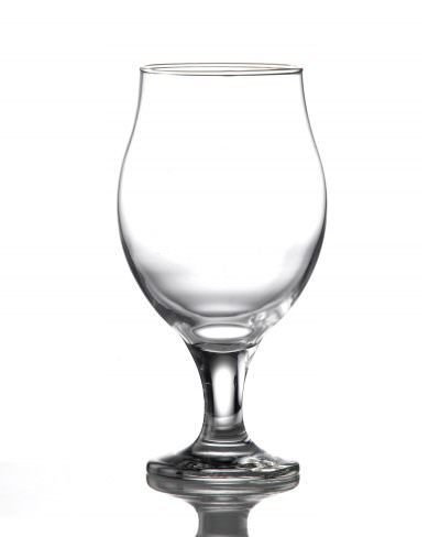 Angelina Tulip Stemmed Beer Glass 57cl / 20oz