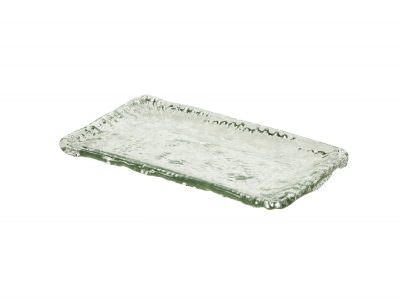 Glass Rectangular Dish 26x16cm