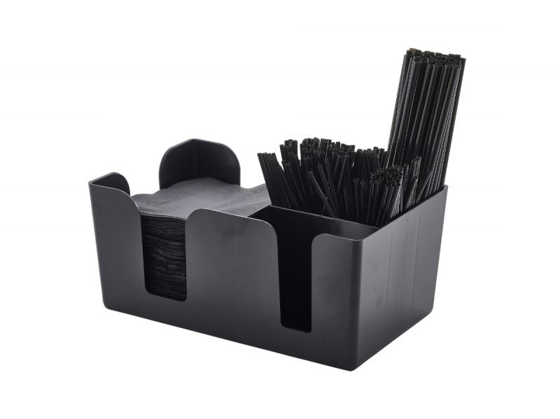Bar Caddy Black 240X150X110mm
