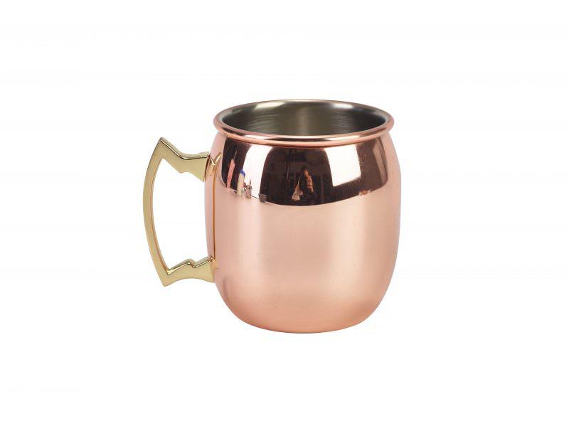 Barrel Copper Mug 40cl/14oz
