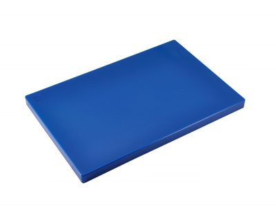 "Blue 1"" Chopping Board 18 x 12"""