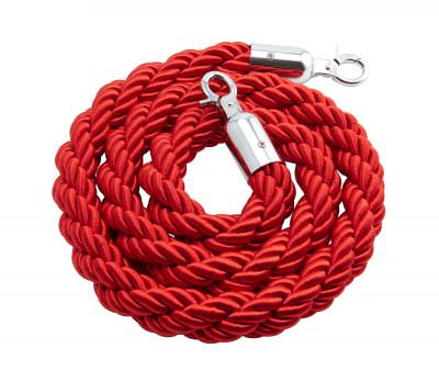 Barrier Rope Red - Use W/ Code BP-RPE