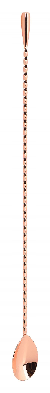 Teardrop Bar Spoon 35cm Copper