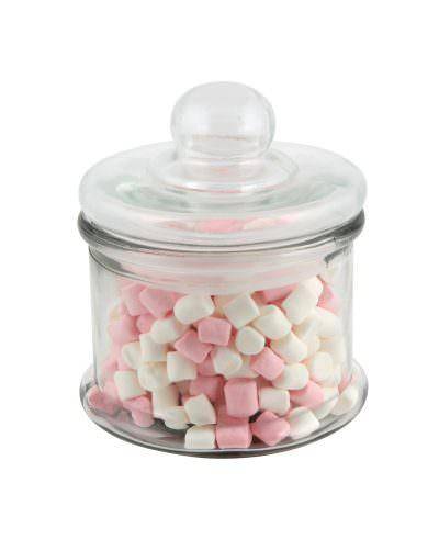 Genware Biscotti Jar Small 0.6L