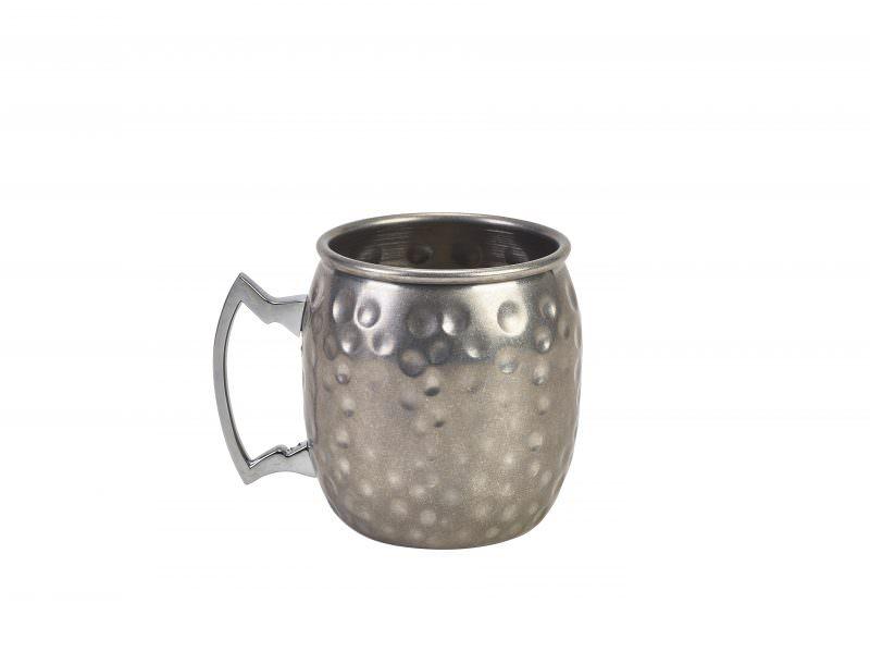 Vintage Barrel Mug Hammered 40cl/14oz