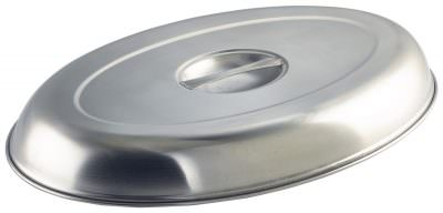 """Cover For Oval Veg Dish 12""""  (11462C)"""