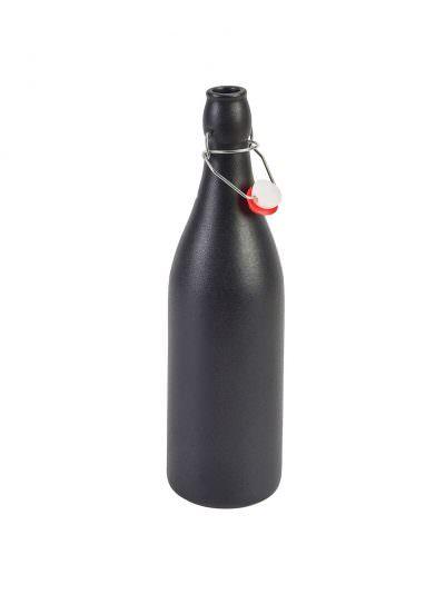 Cast Iron Effect Swing Top Bottle 1L/35oz