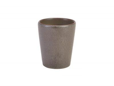 Terra Stoneware Antigo Conical Cup 10cm