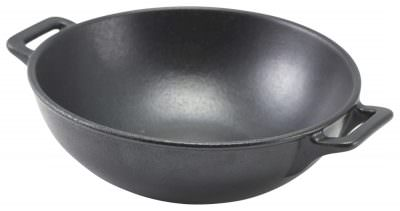 Cast Iron Effect Balti Dish 15cm
