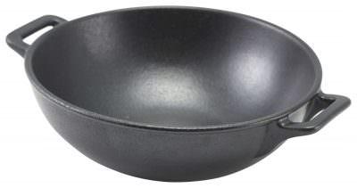 Cast Iron Effect Balti Dish 15cm