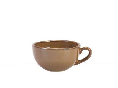 Terra Stoneware Rustic Brown Cup 30cl/10.5oz