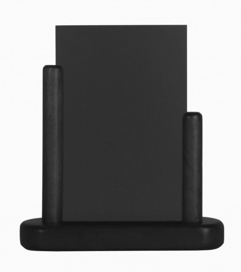 Table Board 15X21cm Medium, Black