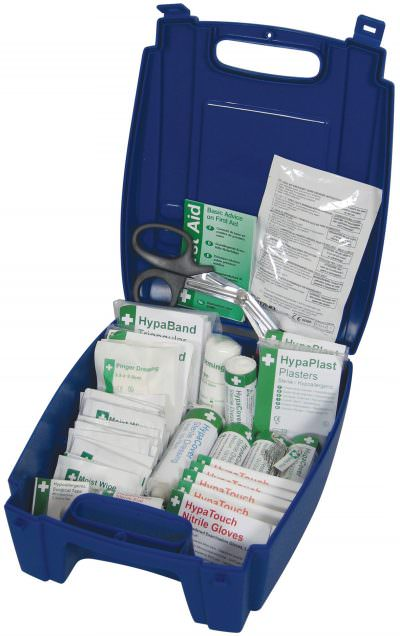 BSI Catering First Aid Kit Large (Blue Box)