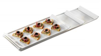 RGFC Narrow Rectangular Serving Platter 33 x 17cm