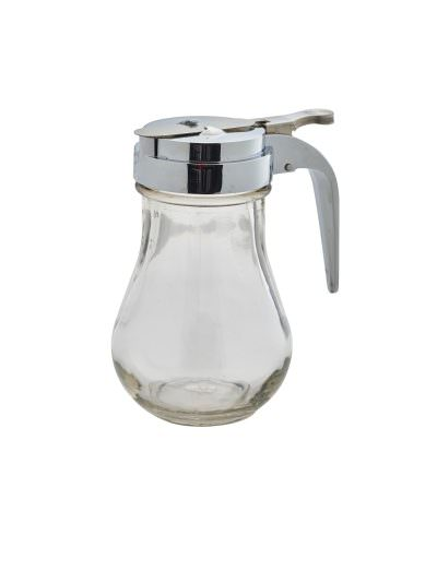 Glass Honey/Syrup Pourer 17.5cl/6oz