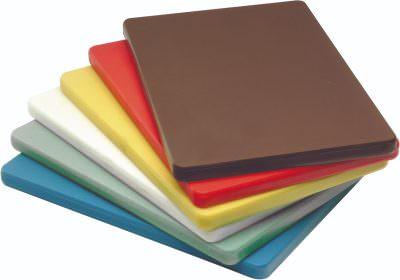 """High Density Cutting Board 18 x 24 x 0.75"""" Blue"""