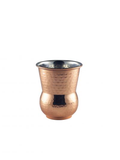 Moroccan Copper Hammered Tumbler 40cl/14oz