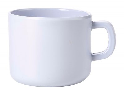 Genware Melamine 7oz Cup White