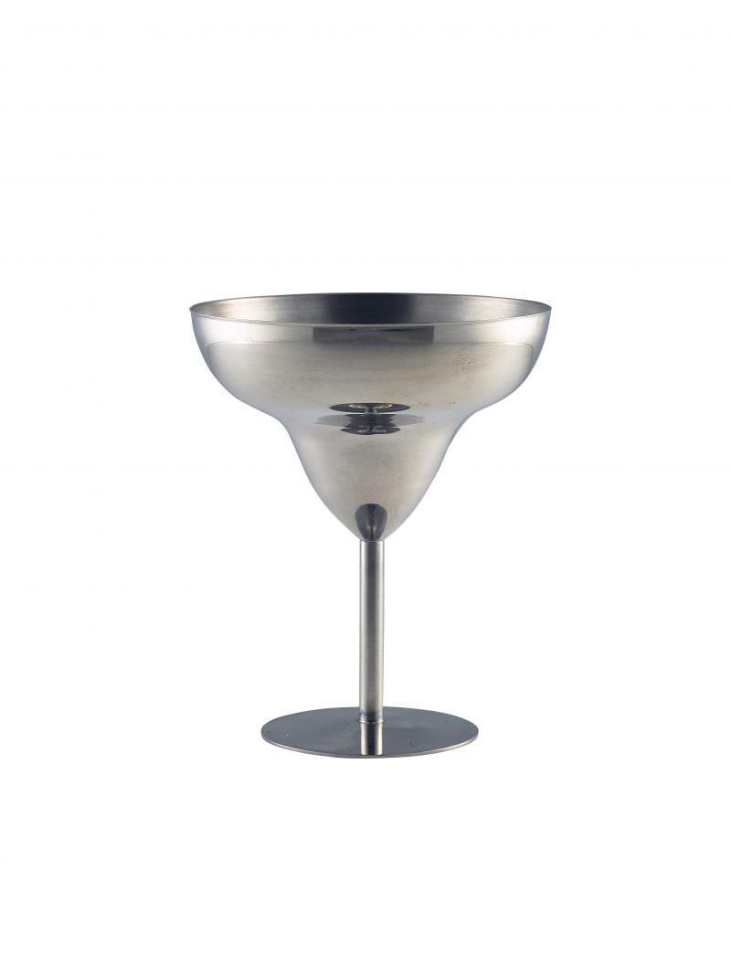 Stainless Steel Margarita Glass 30cl/10.5oz
