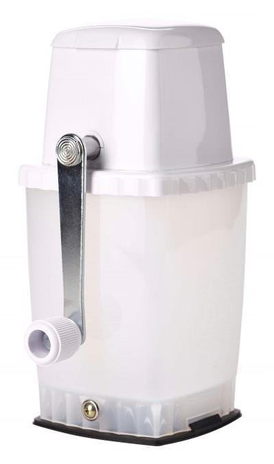 Manual Ice Crusher W/ Vacuum Base