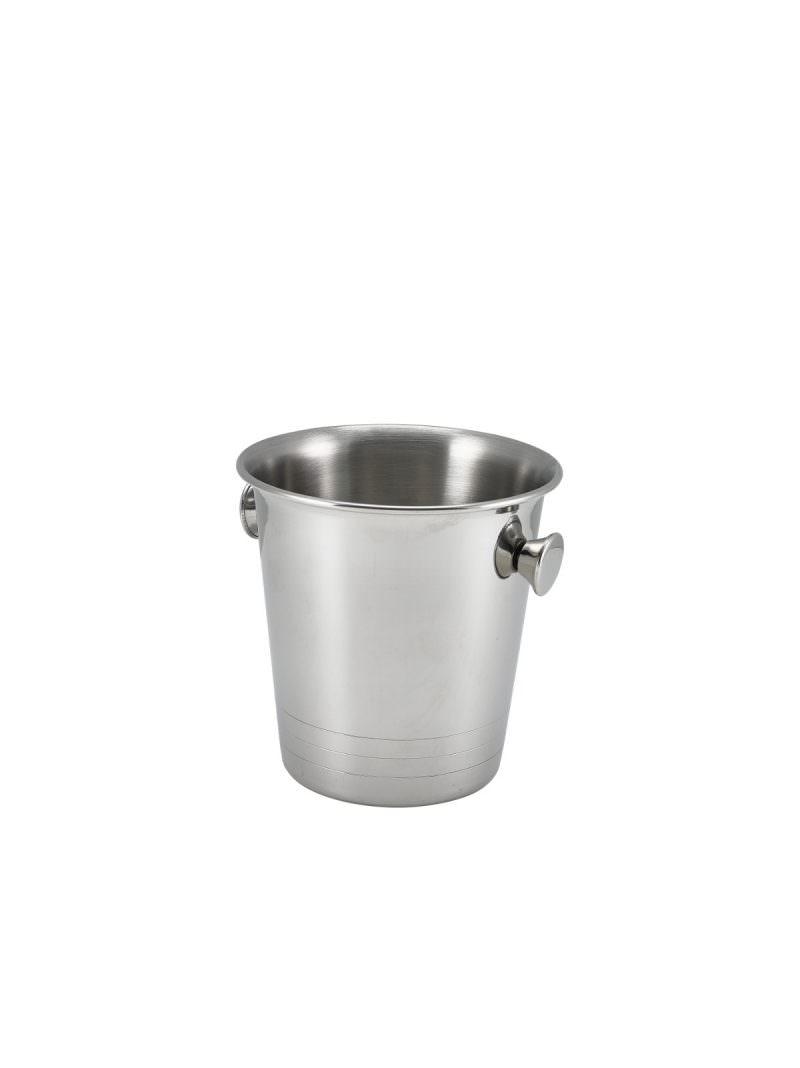 Mini Stainless Steel Ice Bucket 14cm