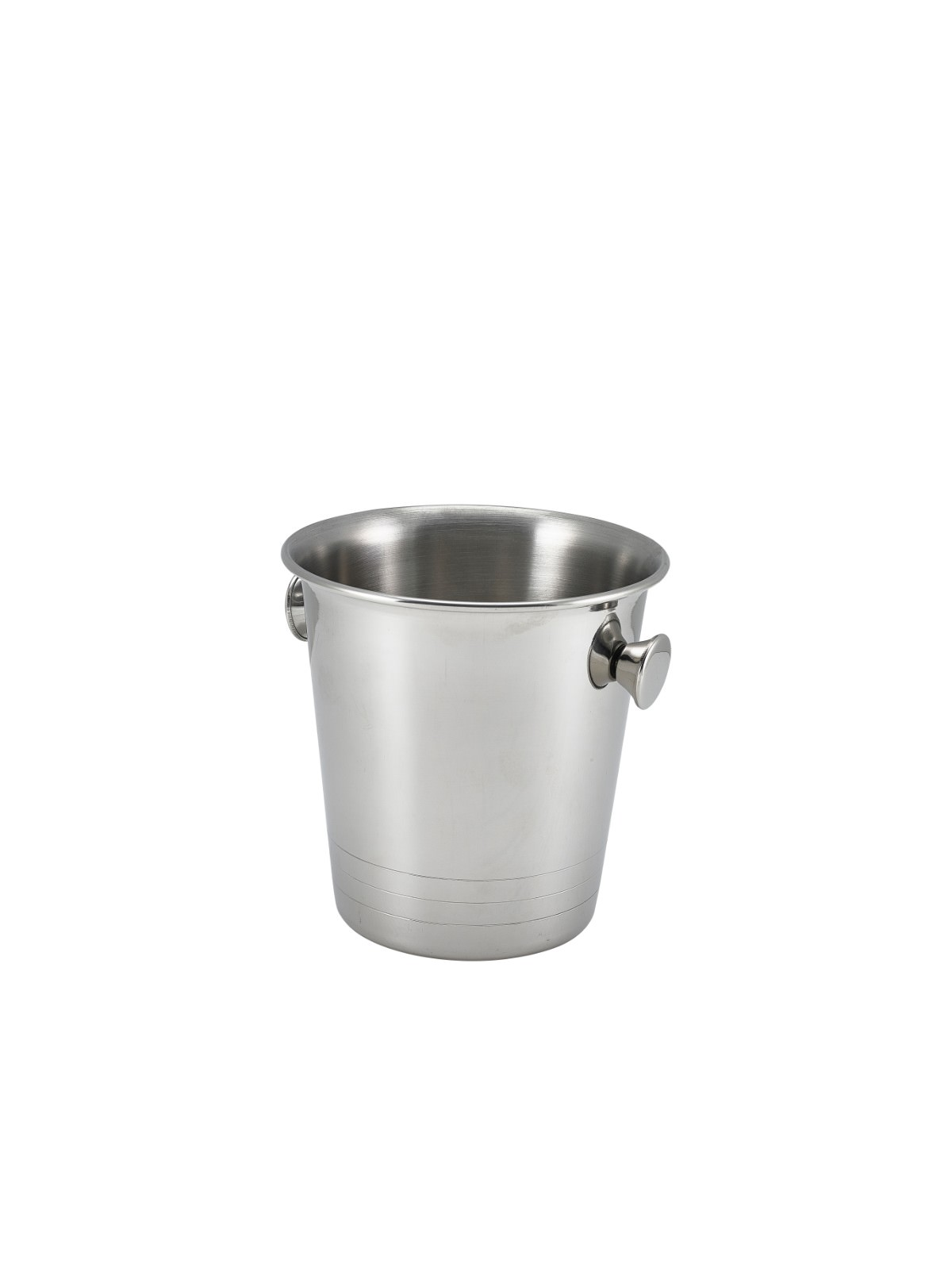 Mini Stainless Steel Ice Bucket 14cm Catering Products Direct