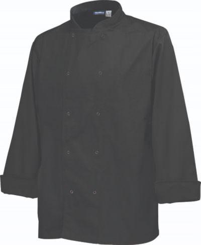 Basic Stud Jacket (Long Sleeve) Black XXL Size