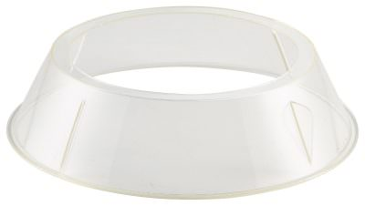 """Plastic Stackable Plate Ring 8.5"""""""
