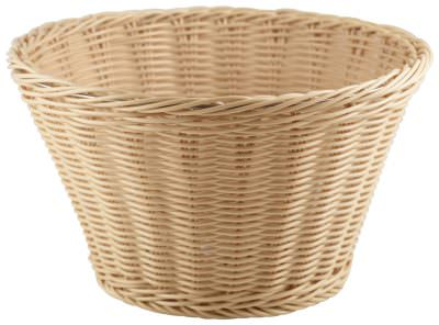 Polywicker Display Basket 26cm Dia