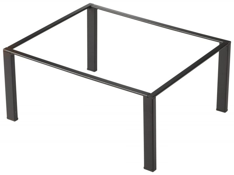 Black GN Buffet Riser GN 1/2 15cm (H)