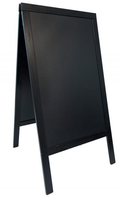Sandwich A-Board 70X120cm, Black