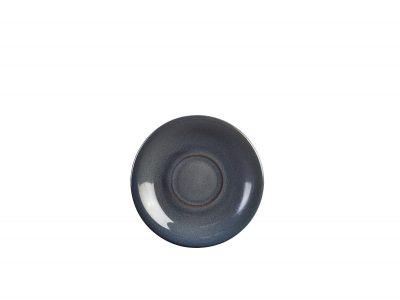 Terra Stoneware Rustic Blue Saucer 15cm