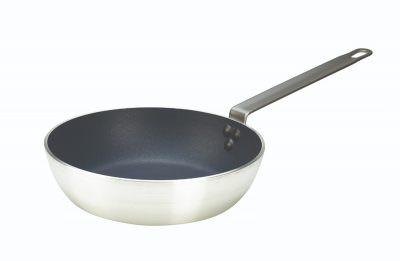 Genware Saute Pan 26cm Teflon Plus