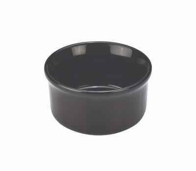 Royal Genware Ramekin 6.5cm Black