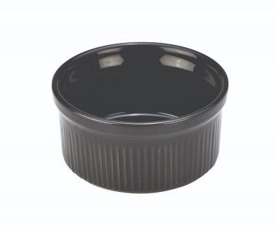 Royal Genware Ramekin 8cm  Black