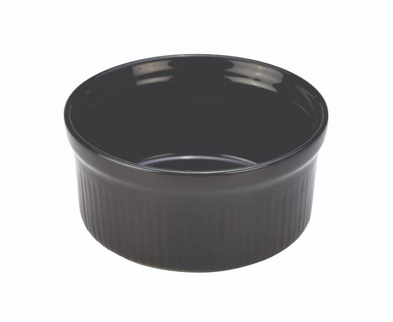 Royal Genware Ramekin 9.5cm Black