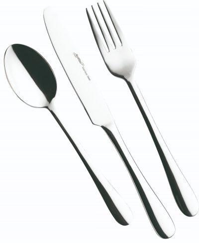 Genware Florence Soup Spoon 18/0 (Dozen)