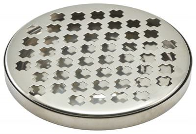 Stainless Steel Round Drip Tray 14cm