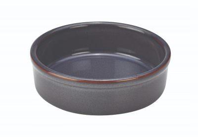 Terra Stoneware Rustic Blue Tapas Dish 14.5cm