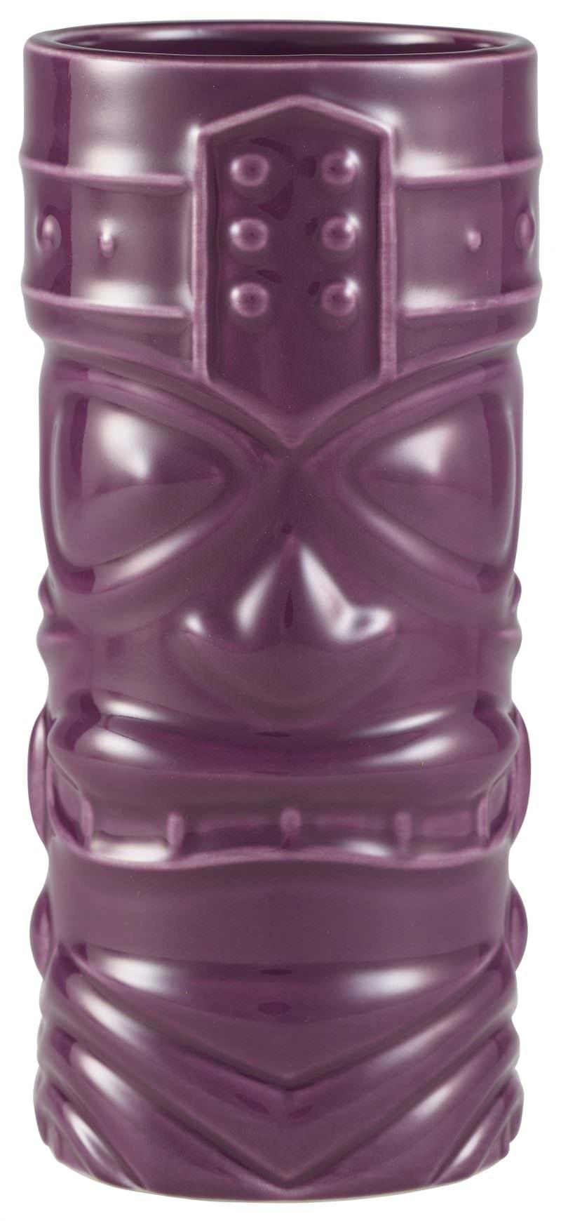 Purple Tiki Mug 40cl/14oz