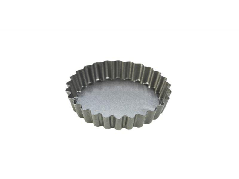 Carbon Steel Non-Stick Mini Tart Pan 10 x 2cm (Set of 4)