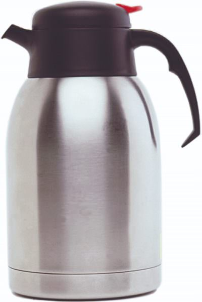 Hot Water Inscribed St/St Vacuum Jug 2.0L